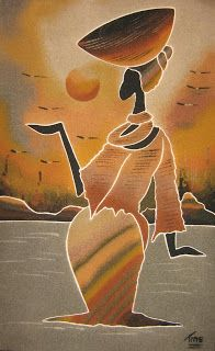 Cuadros de arena de Senegal Snoopy Pictures, Graffiti, African Paintings, Contemporary African Art, Sand Painting, Africa Art, Silk Art, Nature Tree, Pastel