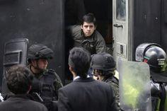 Dejaron en libertad a uno de los capturados por atentado en el Andino