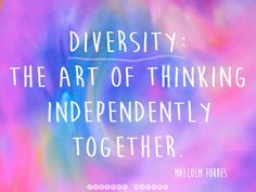 UNITY IN DIVERSITY Quotes Like Success                                                                                                                                                                                 More