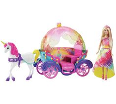 Buy Barbie Princess Horse and Carriage at Argos.co.uk, visit Argos.co.uk to shop online for Limited stock Toys and games, Limited stock clearance