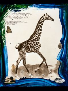 Peter Beard. I would love to get my hands in this.