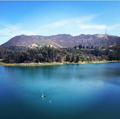 Lake Hollywood, CA.