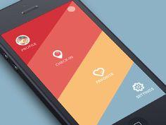 Inspiration: 9 Animated Mobile Interaction Designs - Branding / Identity / Design