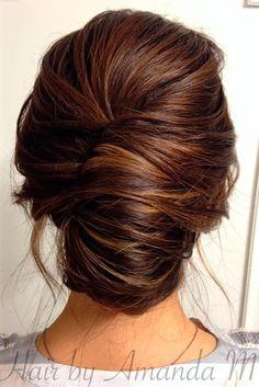 Ideas of Formal Hairstyles For Medium Hair ★ See more: http://lovehairstyles.com/formal-hairstyles-for-medium-hair-ideas/