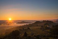 Tuscanys joy by Manuel Ferlitsch on Tuscany Italy, Sunrise, Joy, Explore, Places, Toscana, Photography, Outdoor, Outdoors