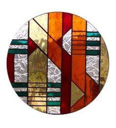 Stainedglass by JoeL Mosaic Art, Mosaic Glass, Fused Glass, Glass Art, Stained Glass Crafts, Stained Glass Patterns, Glass Garden, Garden Art, Cd Crafts