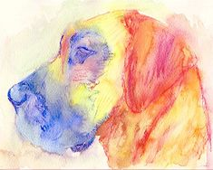 ICYMI: Great Dane Art, Great Dane Owner Gift, Great Dane Painting Print, Great Dane wall art, Choice of size Hand signed by… oscarjetson.com
