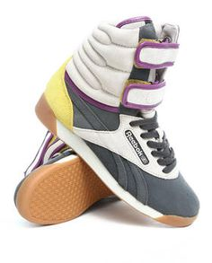 fb4d41d6b3a REEBOK Freestyle Double Bubble Sneakers Reebok Freestyle