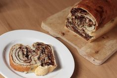 Hefiger Schokoladen-Nougat-Traum | eatbakelove