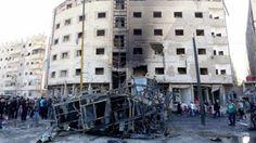 "Cronaca: #07:07   #Siria accuse a Israele: ""Lanciati razzi nei pressi di Damasco"" (link: http://ift.tt/2iqKi1o )"