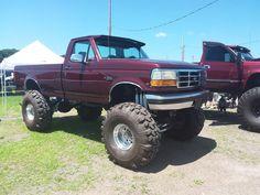 Ford Obs, Ford Trucks, Monster Trucks, Vehicles, Vehicle