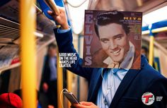 Transamerica Radio Station: Elvis