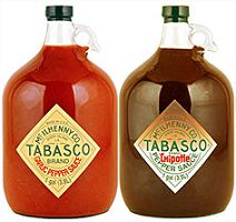 FREE TABASCO Sauce Daily Gallon Giveaway Sweepstakes on http://hunt4freebies.com/sweepstakes