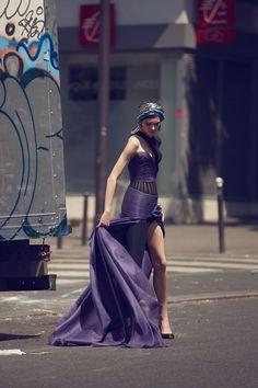 Photo by Olivia da Costa, styling by Elisa Nalin // Please magazine 16