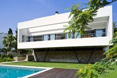 Villa Bonanova (Palma de Mallorca, España) - CMV Architects