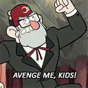 "Gravity Falls s1 E3 ""Headhunters"""