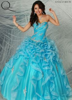 Quinceanera dresses, decorations, tiaras, favors, and supplies for your quinceanera! Many quinceanera dresses to choose from! Quinceanera packages and many accessories available! Quince Dresses, Ball Dresses, Ball Gowns, Flower Girl Dresses, Puffy Dresses, Princess Dresses, Sweet 16 Dresses, Super Cute Dresses, Light Blue Quinceanera Dresses