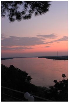 The Briars Bed and Breakfast Riverview in Historic Natchez Mississippi
