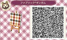 Some cute wallpaper/flooring qr codes. These can be used in acnl and achhd. CREDIT http://0e0.boo.jp/sb.cgi?pid=1