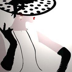 (via ZsaZsa Bellagio: Fashion Illustration Fabulous)