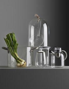 Design en cuisine - Barbara Bourgois. Photo Nicolas Tosi