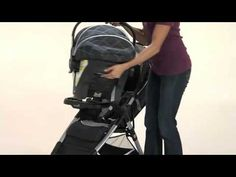 Watch to learn about Safety 1st's Lift LX Travel System