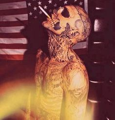 Rick Genest Rick Genest, Cover Tattoo, Canadian Artists
