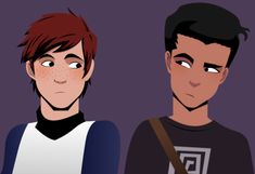 adam and kai Kai, The Hallow, Hollow Art, Lance Mcclain, Fan Art, Cartoon, Netflix Series, Drawing Tips, Memes