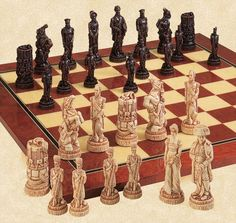 Gorgeous set and collectors will love it! Ships FREE Ground Cont U.S. + 10% automatic discount at check out! The Game Supply - Battle Of Waterloo Antiqued Theme Chess Pieces, $199.00 (http://www.thegamesupply.com/battle-of-waterloo-antiqued-theme-chess-pieces/) #battleofwaterloochessmen