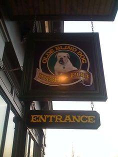 Olde Blind Dog Irish Pub in Atlanta, GA