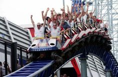 For the 16th year in a row, Amusement Today names Cedar Point the Best Amusement Park in the Country!
