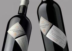 Rótulos de vinho criativos