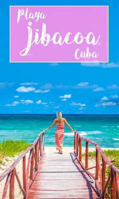 Jibacoa the best beach in Cuba! Playa Jibacoa is an hour from Havana and rarely visited by tourists. Playa Jibacoa Cuba has white sand beaches & diving Varadero, Vinales, Trinidad, Cuba Beaches, Laying On The Beach, Havanna, Visit Cuba, Cuba Travel, Beach Travel