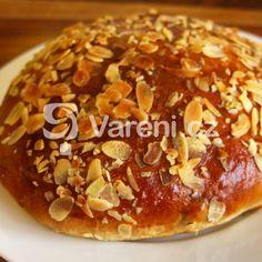 Velikonoční stůl našich babiček - Vaření.cz I Foods, Doughnut, Ham, Muffin, Food And Drink, Bread, Cooking, Breakfast, Breads