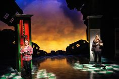nice A family-friendly, frolicking 'Freaky Friday' at Signature Theatre Disney Films, Disney S, Freaky Friday Musical, Crazy Cat Lady, Crazy Cats, He Said She Said, My Ghost, Broken Leg, Scenic Design