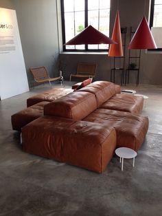 Living Divani Extra Soft Sofa