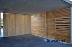 Mizarstvo Hrovat - Wooden facade - Lesena fasada Novo mesto http://www.hrovat.net/izdelki/lesene-fasade/lesena-fasada-novo-mesto/
