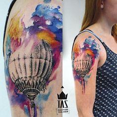 My first tattoo, by Rodrigo Tas Kite Tattoo, Detailliertes Tattoo, Tattoo Motive, Tatoo Art, Dot Work Tattoo, Body Art Tattoos, New Tattoos, Sleeve Tattoos, Tatoos