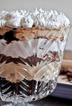 Peanut Butter Fudge Brownie Trifle – Recipe inside!