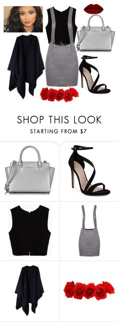 """""""...."""" by alma-mesic on Polyvore featuring Michael Kors, Carvela, Zara, Acne Studios, women's clothing, women's fashion, women, female, woman and misses"""