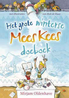 Het grote winterse Mees Kees doeboek