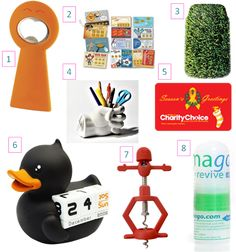 Gift Ideas for Co-Workers