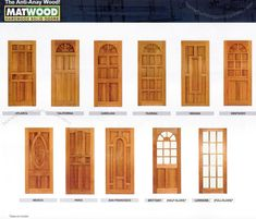 6 8 Quot Interior Wood Door Slab Special Buy Assortment 49