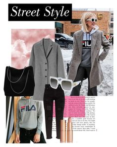 """winter walks"" by bethany-weetman on Polyvore featuring Fila, Gap and Gucci"