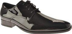 Calvin Klein Gareth II (Men's) - Black Patent  $129.95