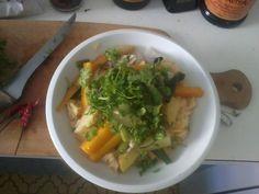 Kitchari - červená čočka a rýže