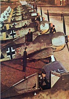 LUFTWAFE, FW 190
