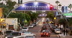 The Cedros Ave Shopping District in Solana Beach is a local favorite for art and antiquing.