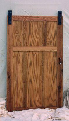 Hanging door