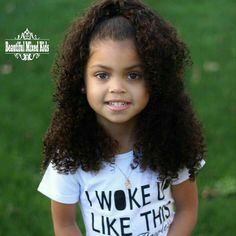 Jade - 4 Years • African American & Caucasian ❤ FOLLOW @beautifulmixedkids on instagram WWW.STYLISHKIDSAPPAREL.COM